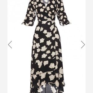 NWT ALL SAINTS Delana Caro Floral Dress